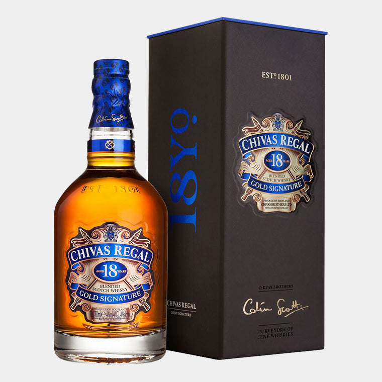 Chivas Regal 18Y Scotch Whisky