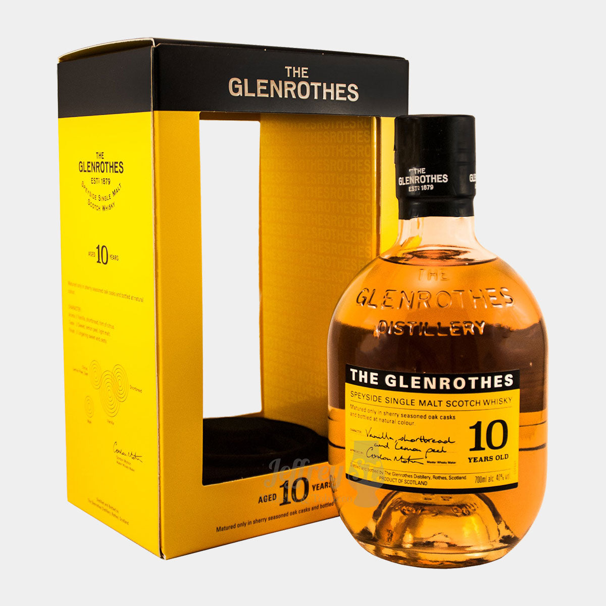 Glenrothes Whisky 10Y - Wines and Copas Barcelona
