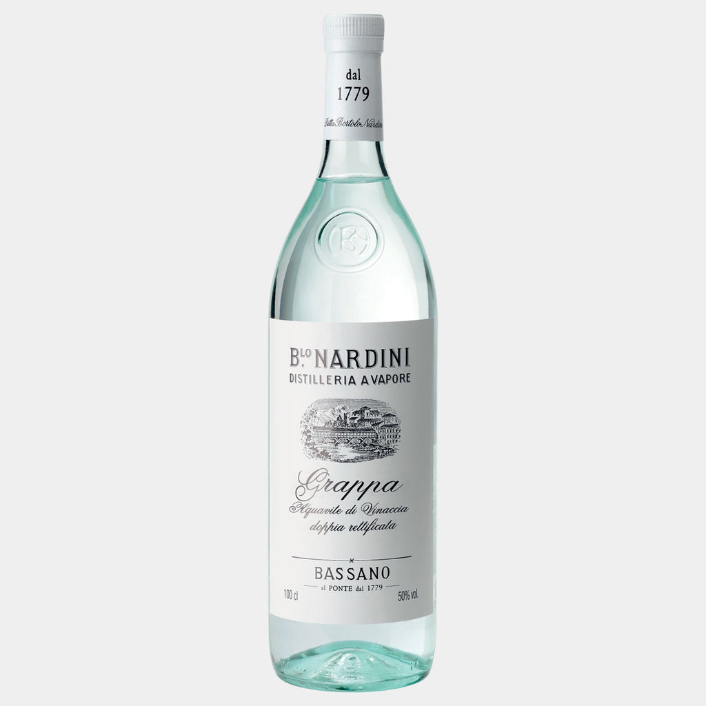Grappa Nardini Bianca - Wines and Copas Barcelona