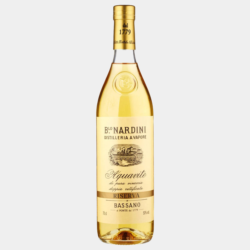 Grappa Nardini Reserva - Wines and Copas Barcelona