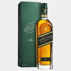 Johnnie Walker Green Label - Wines and Copas Barcelona