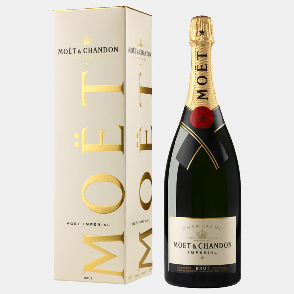 Moet & Chandon Imperial Magnum sin Estuche 150cl - Wines and Copas Barcelona