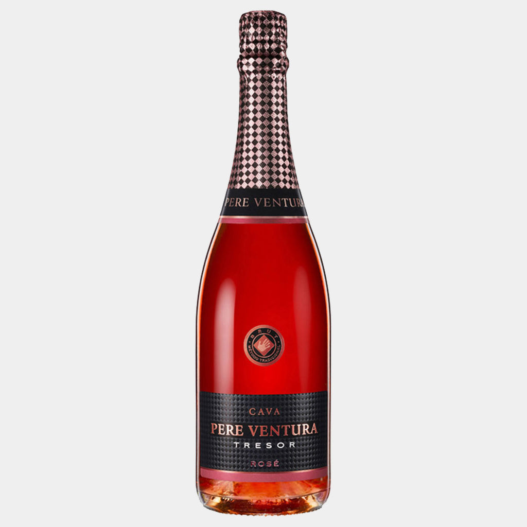 Pere Ventura Rose Reserva Brut - Wines and Copas Barcelona