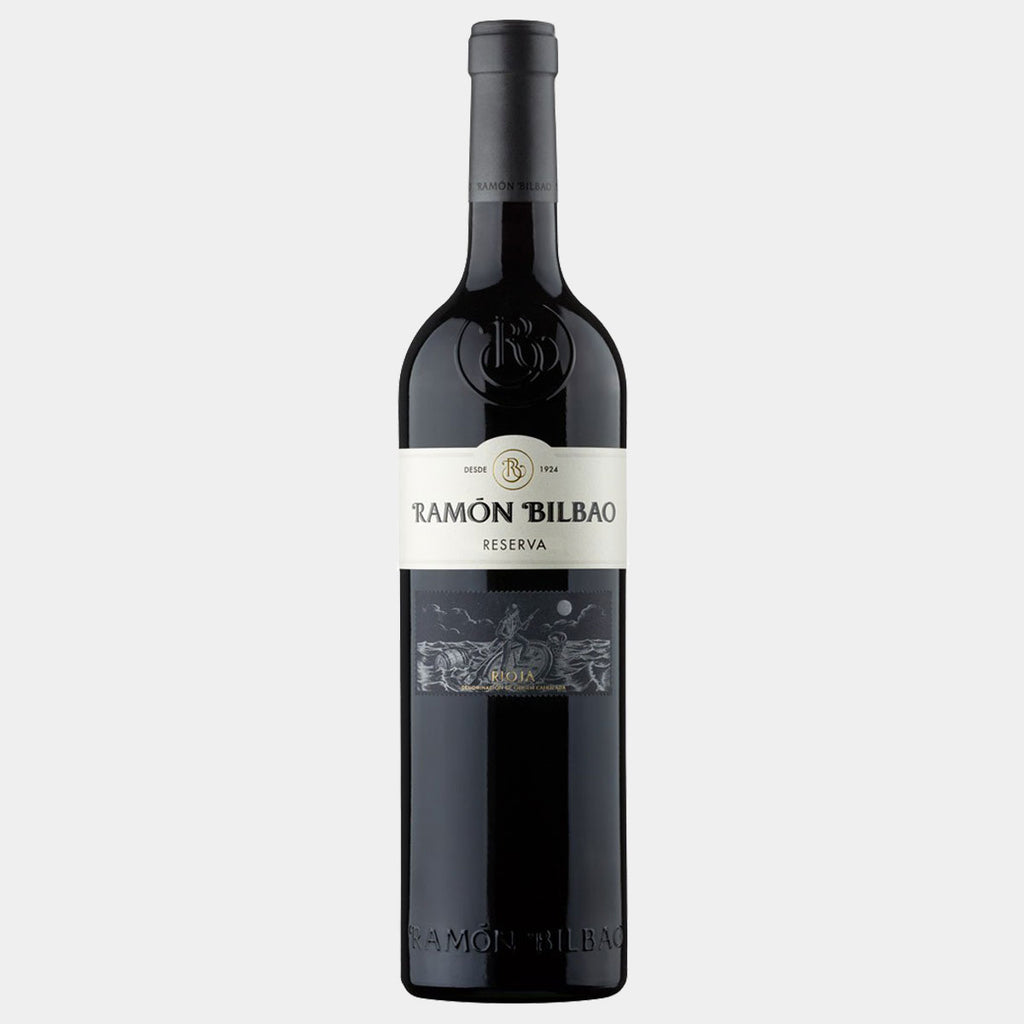 Ramon Bilbao Reserva - Wines and Copas Barcelona