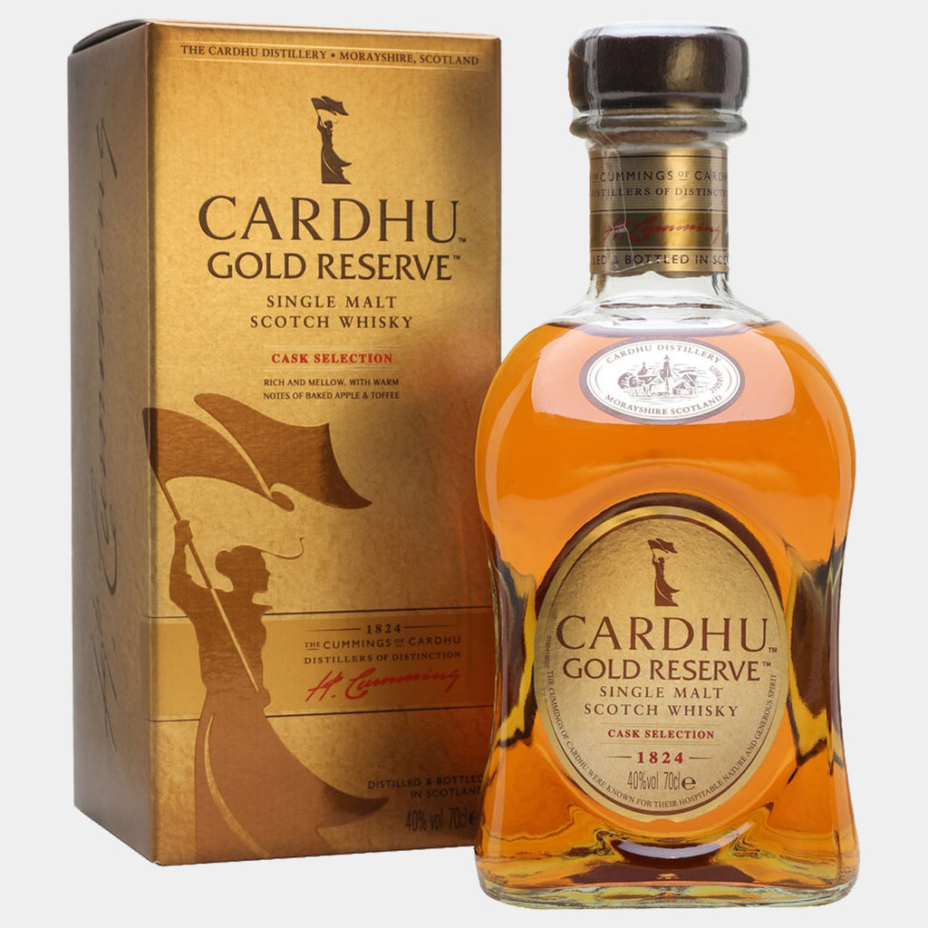 Cardhu Gold Reserve - Wines and Copas Barcelona
