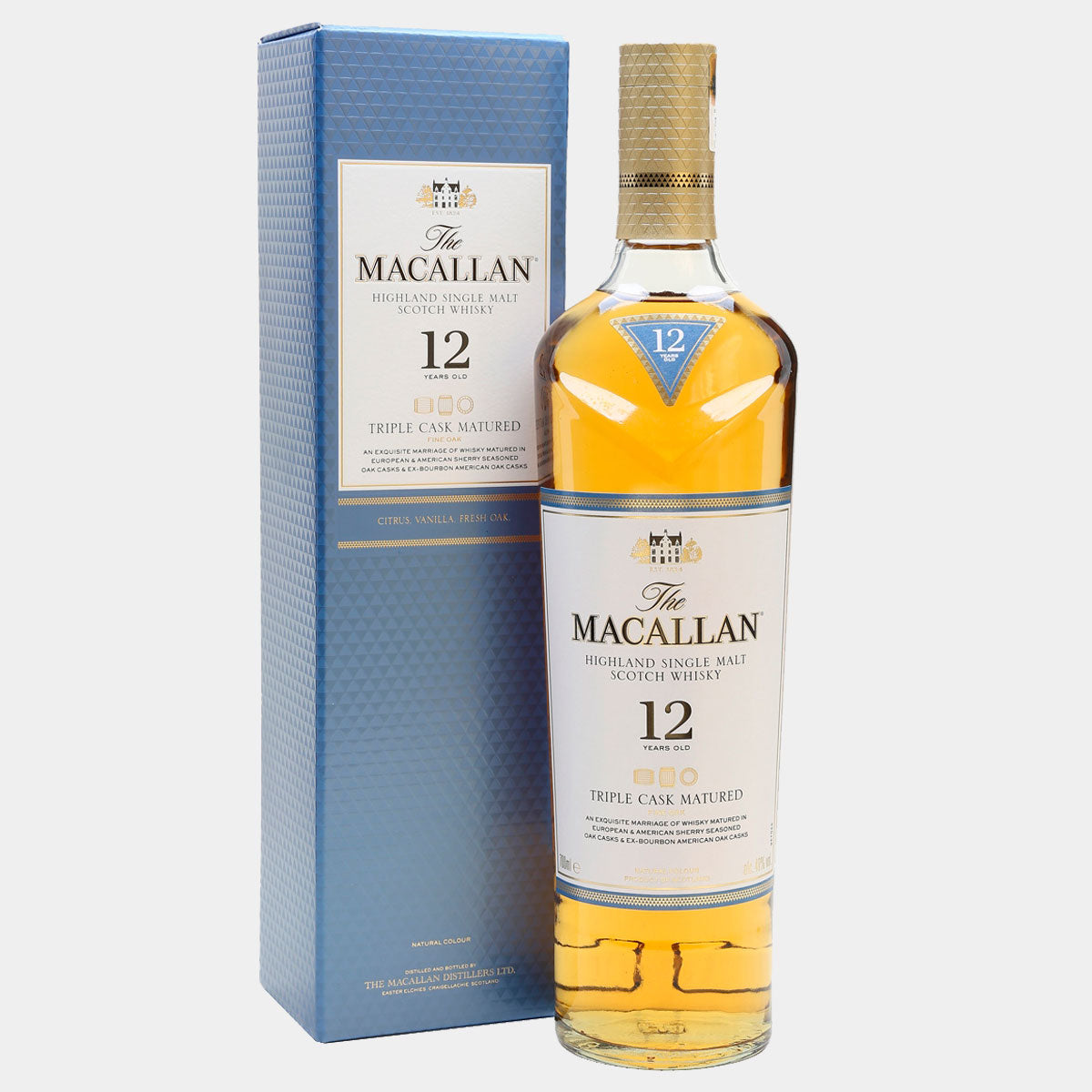 Whisky Macallan Double Cask 12Y 70 cl - Wines and Copas Barcelona