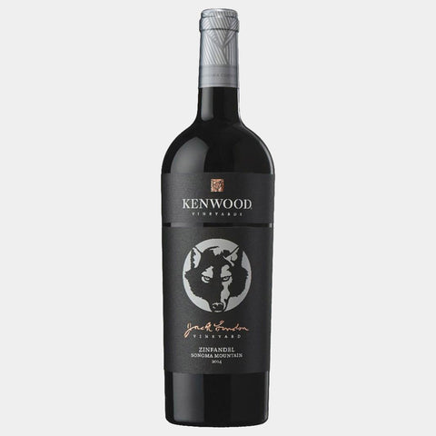 Kenwood Jack London Zinfandel - Wines and Copas Barcelona