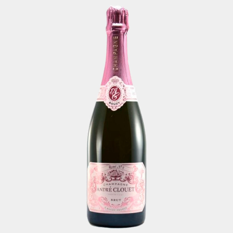 Andre Clouet Brut Rose Grand Cru