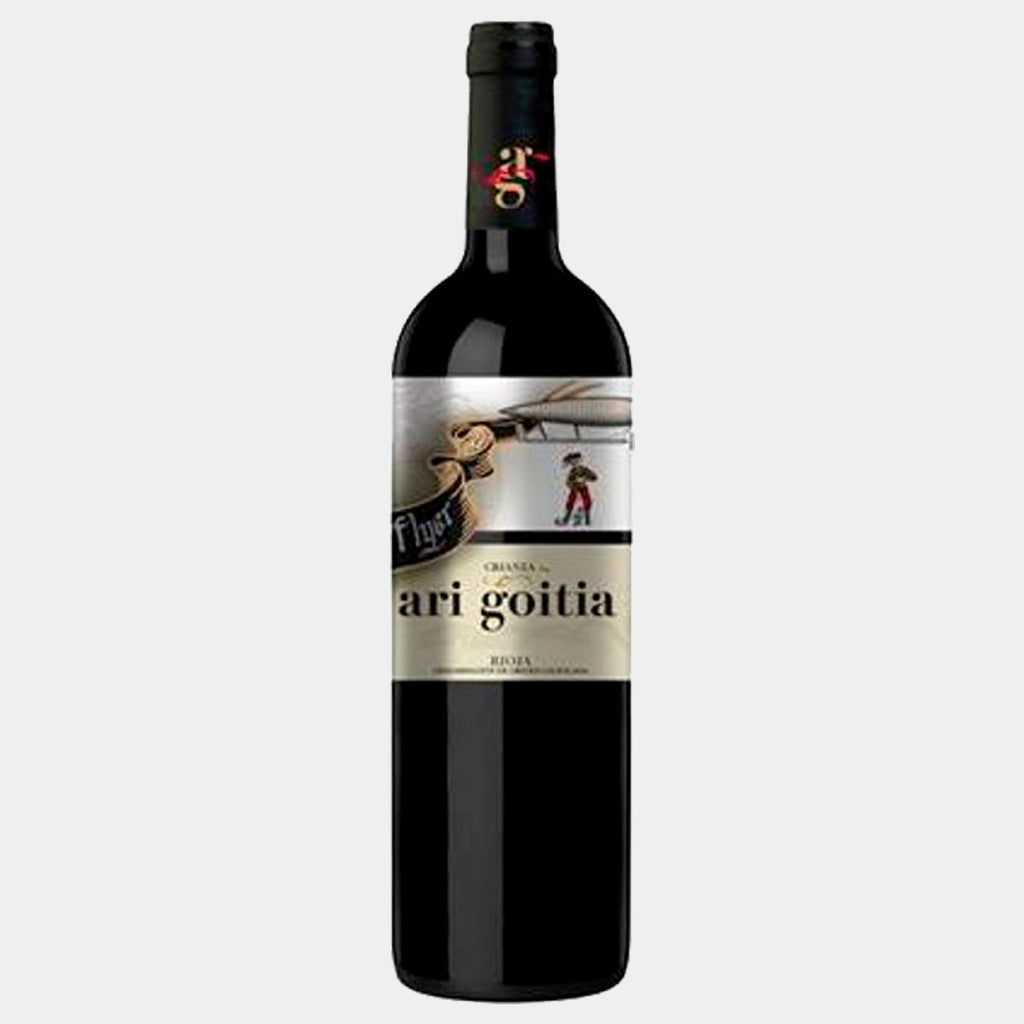 Ari Goitia Rioja Crianza - Wines and Copas Barcelona