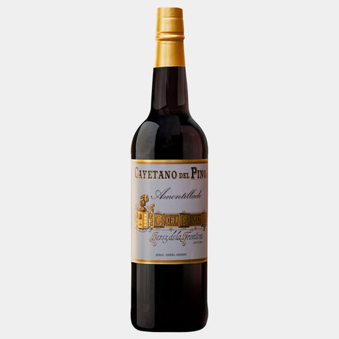Cayetano del Pino Amontillado - Wines and Copas Barcelona