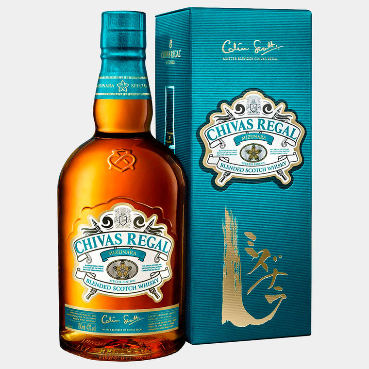 Whisky Chivas Regal Mizunara 0,7L