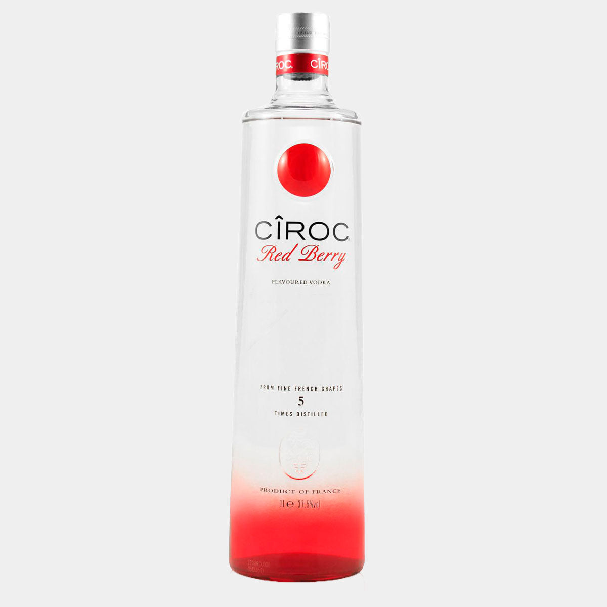 Ciroc Red Berry Vodka 70cl - Wines and Copas Barcelona