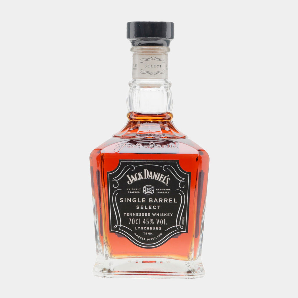 Jack Daniel's Single Barrel Select - Wines and Copas Barcelona