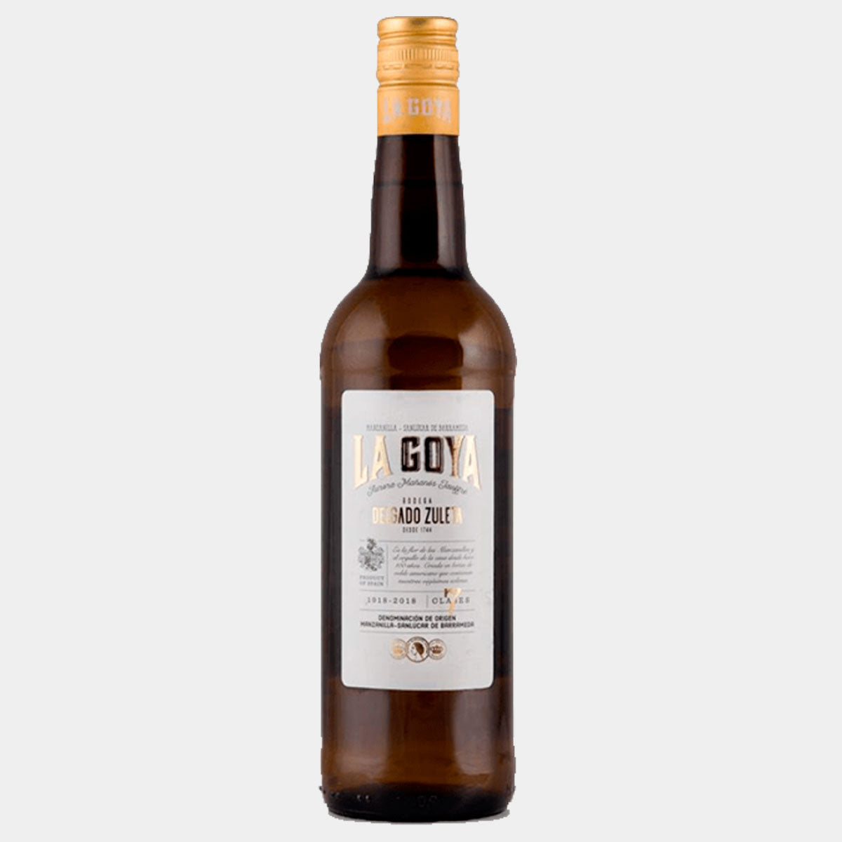 Manzanilla La Goya - Wines and Copas Barcelona