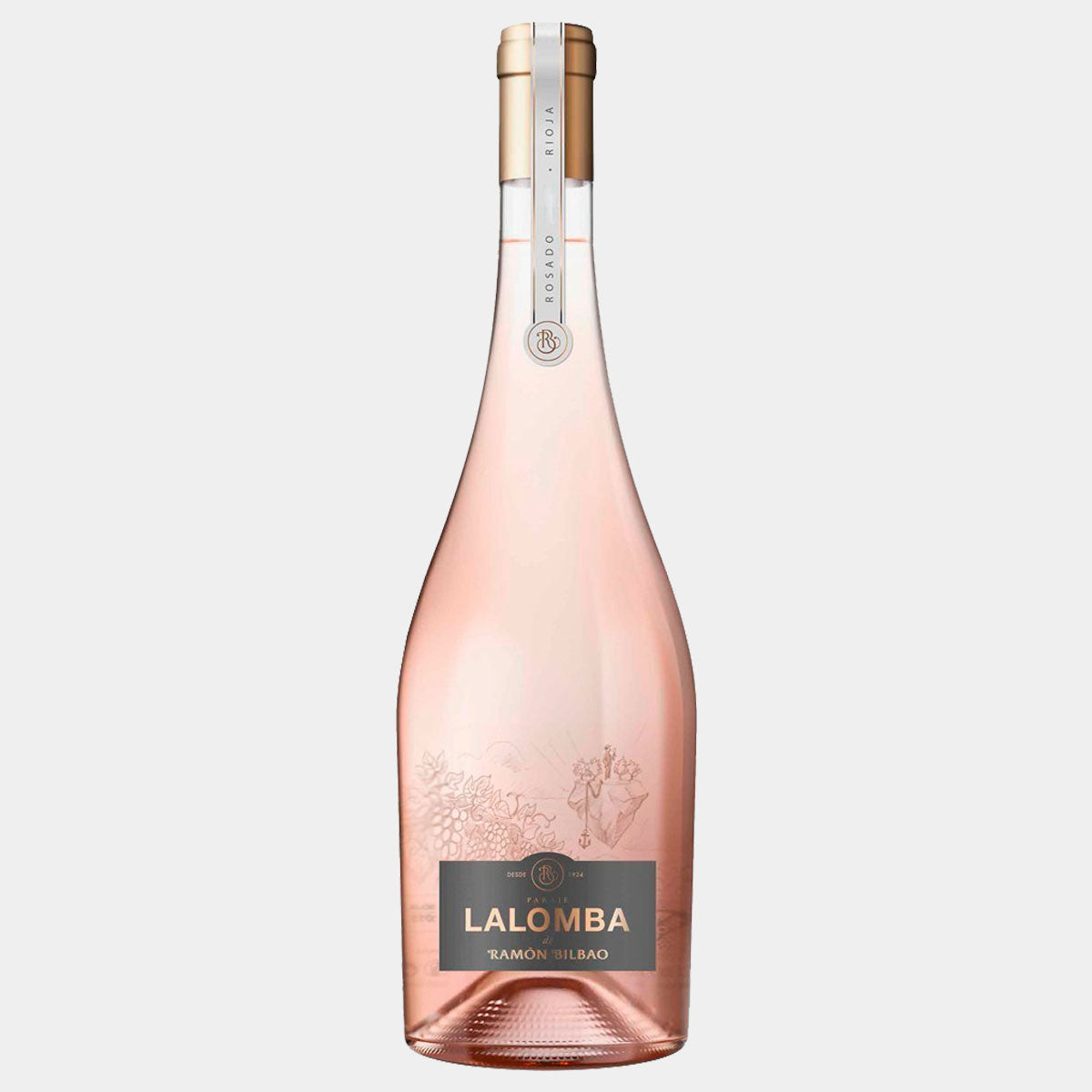 Lalomba Rosado Ramon Bilbao - Wines and Copas Barcelona