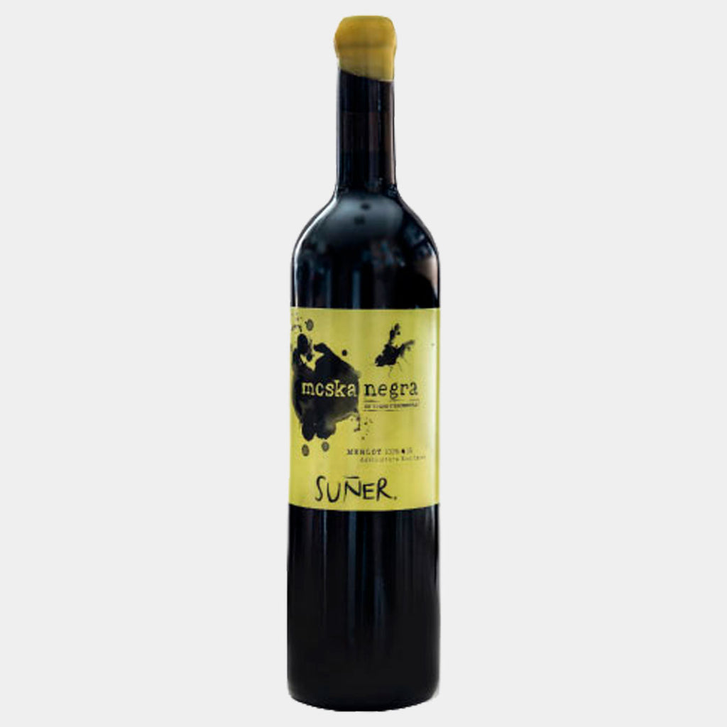 Suñer Moska Negra Magnum - Wines and Copas Barcelona