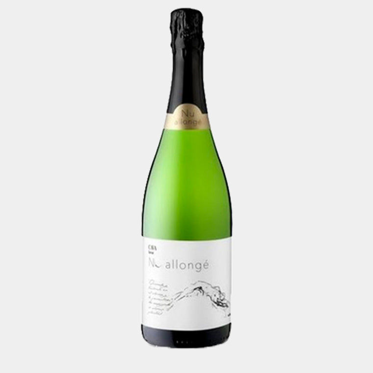 Cava Emendis Brut Nature Nu Allongé