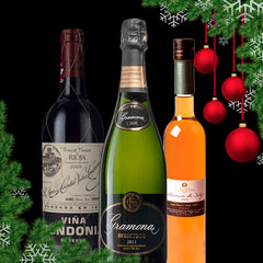Pack Navideño No. 1 - Wines and Copas Barcelona