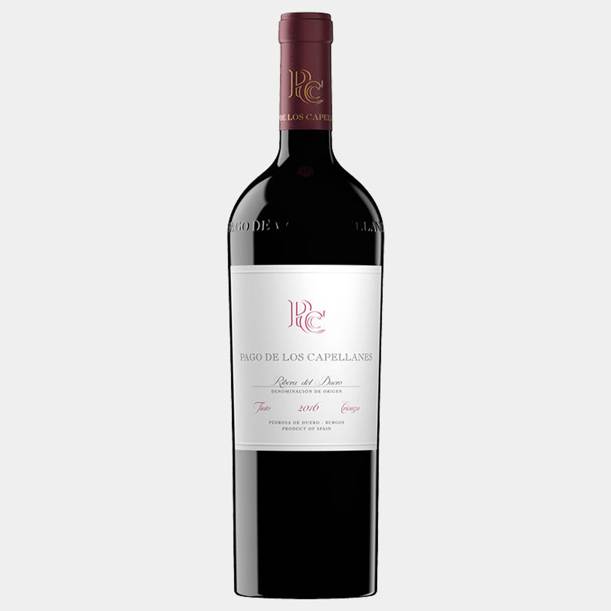 Pago de los Capellanes Crianza - Wines and Copas Barcelona