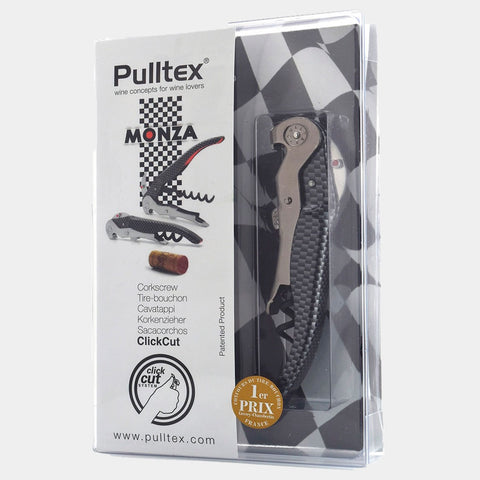 Pulltex Click Cut Carbono Monza - Wines and Copas Barcelona