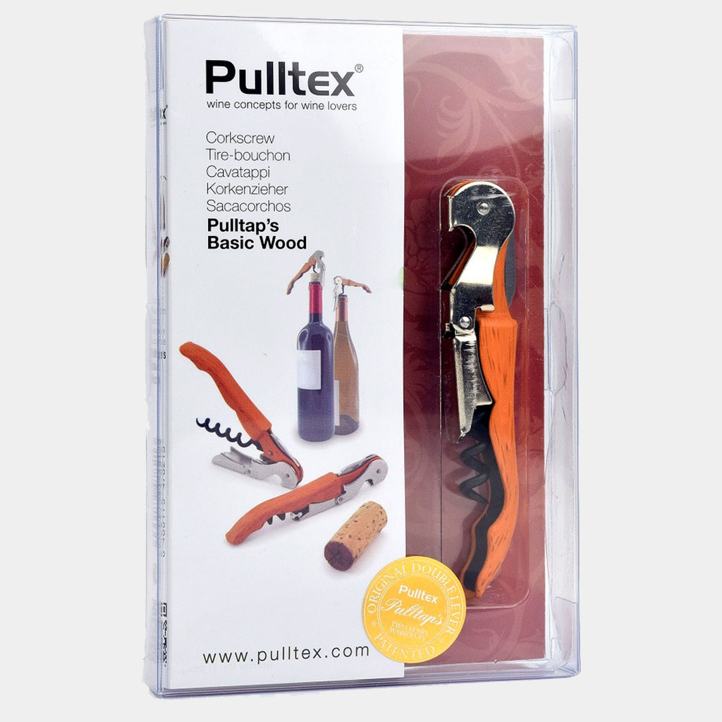 Pulltex Pulltap's Basic Wood - Wines and Copas Barcelona