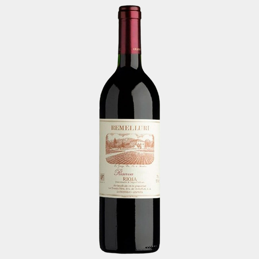 Remelluri Reserva 2011 - Wines and Copas Barcelona