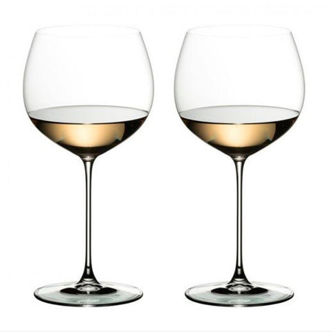 Riedel Veritas 2 copas Oaked Chardonnay - Wines and Copas Barcelona
