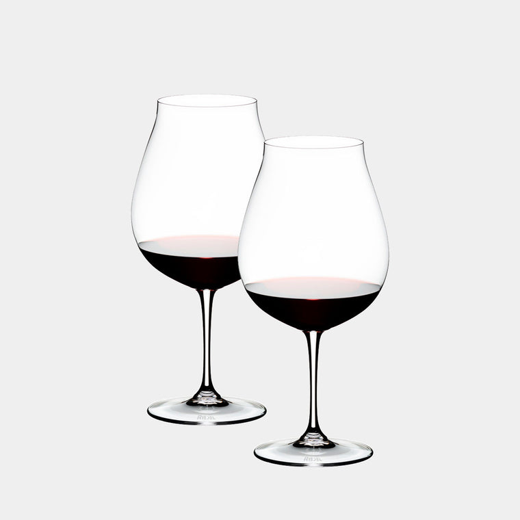Riedel Veritas 2 copas Pinot Noir New World