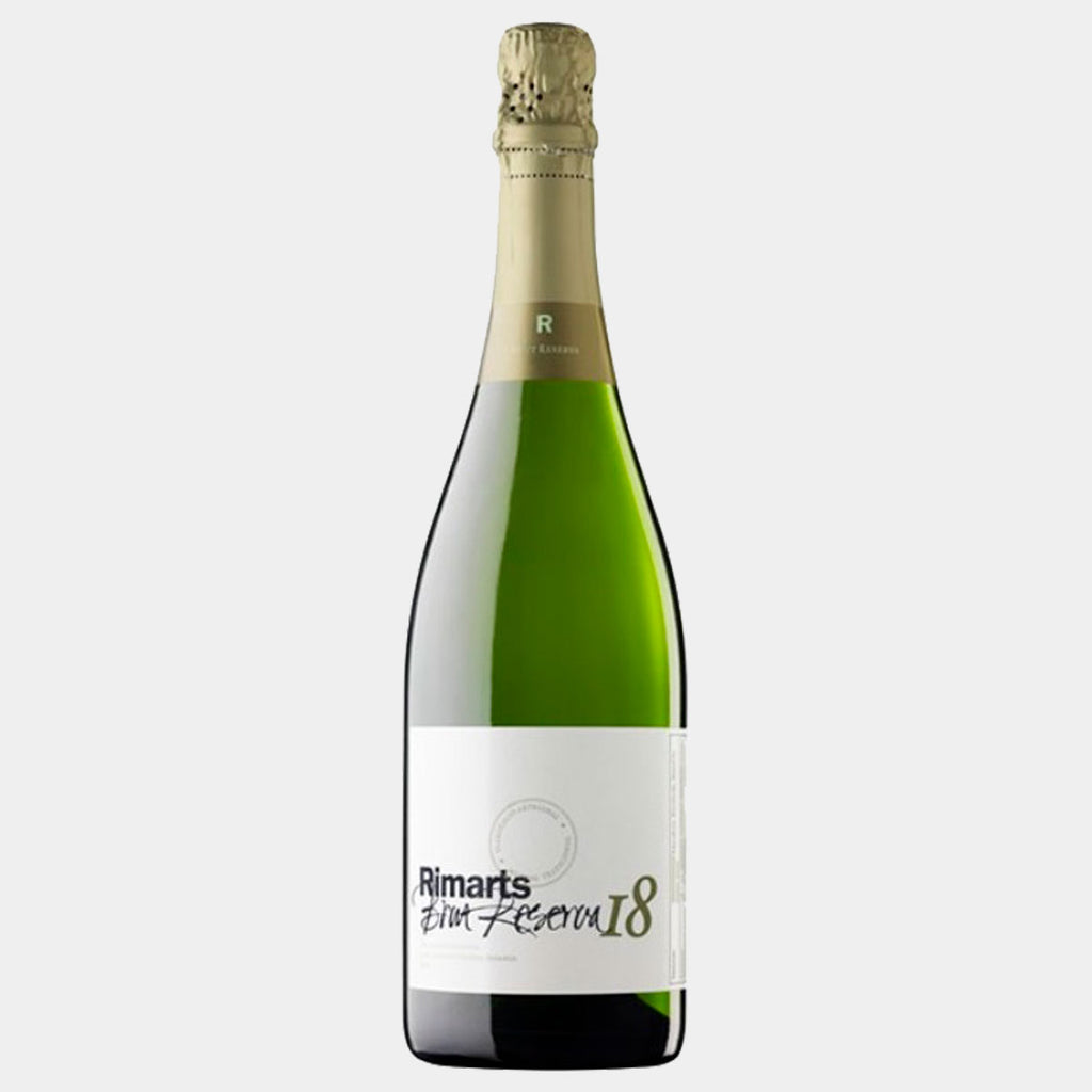 Cava Rimarts Brut Reserva 18 - Wines and Copas Barcelona