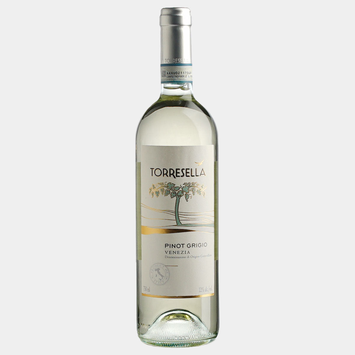 Torresella Pinot Grigio - Wines and Copas Barcelona