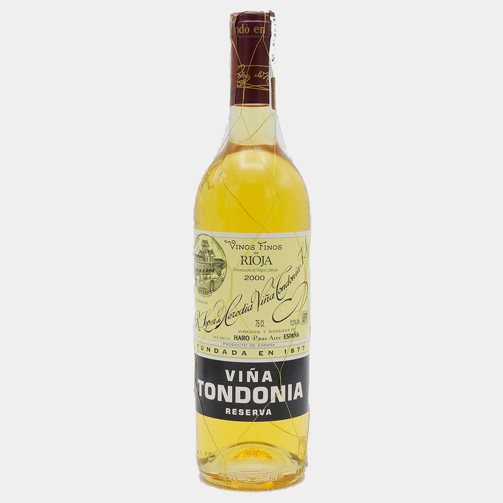 Viña Tondonia Reserva Blanco 2006 - Wines and Copas Barcelona