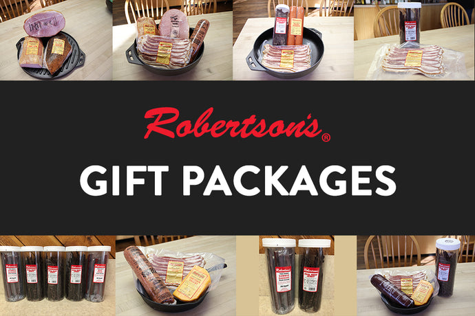 Robertson's Gift Packages