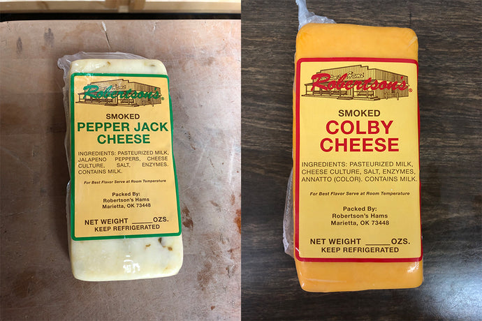 Robertson's Smoked Cheese