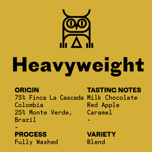 Heavyweight — Blend