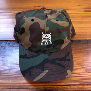 Owl Camouflage Hat