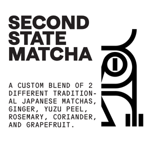 Second State Matcha