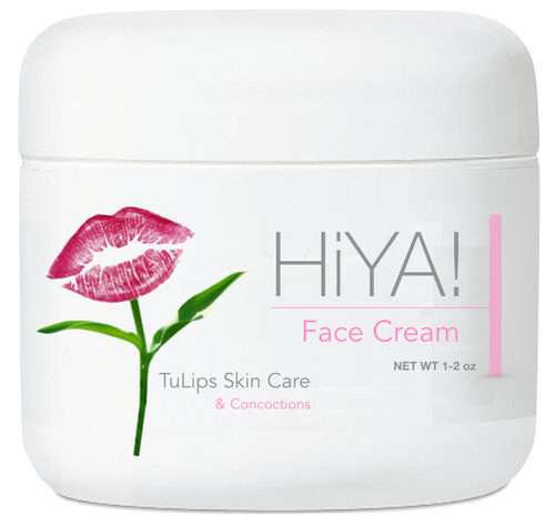 HiYA! - Face Cream - Hawaiian Oil Blend
