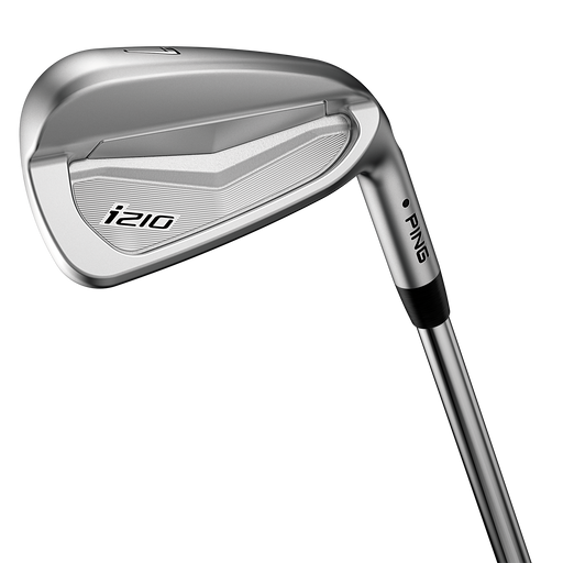 Ping i 210 Steel Shafted Irons