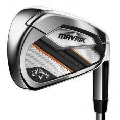 Callaway Maverik steel shafted irons(4-PW)7 irons***NEW***