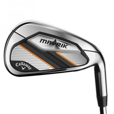 Callaway Maverik graphite shafted irons(4-PW)7 irons***NEW***