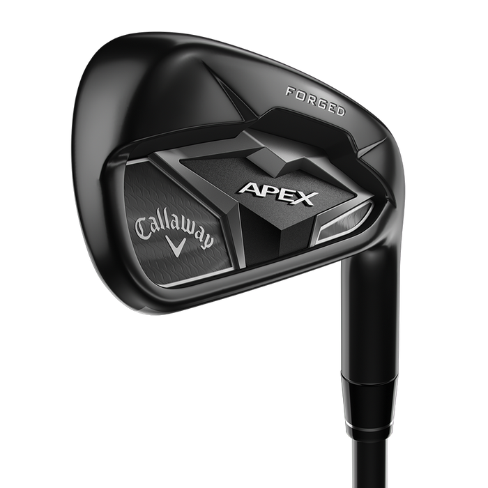 Callaway Apex Smoke Irons 19 (Graphite Shafts)