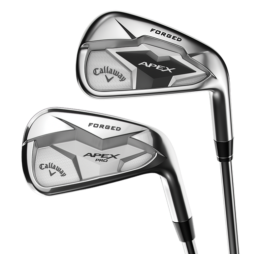 Callaway Apex Pro Combo Set Irons 19 (Steel Shafts)