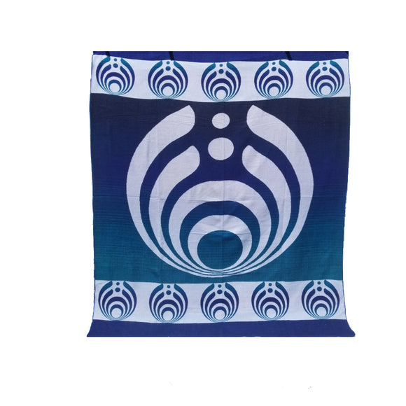 Bass Drop Symbol Blanket