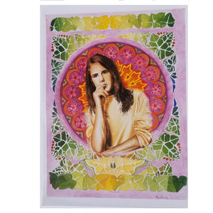 Bob Weir Poster by Mikie Picaro