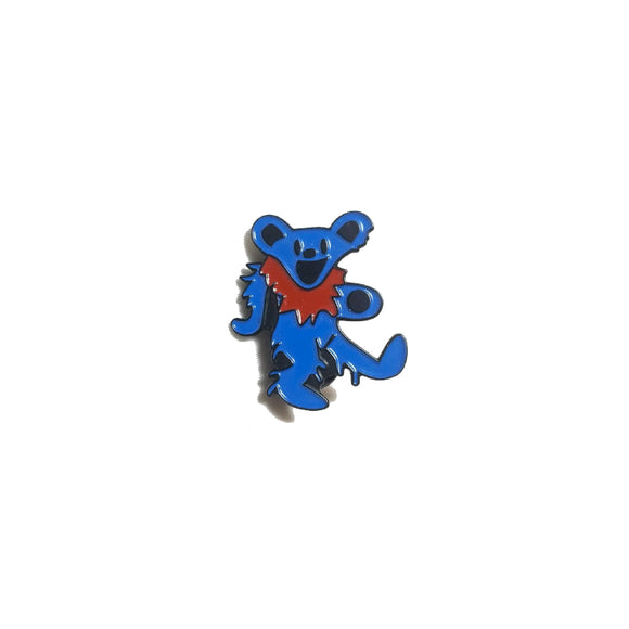 Grateful Dead Dancing Bear Pin