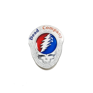 Dead and Company Fall 2017 White Pin