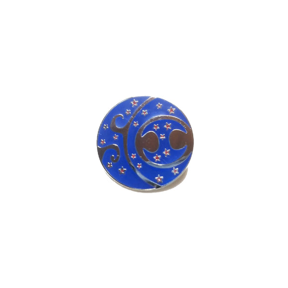 The String Cheese Incident Blue Pin