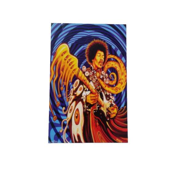 Sweet Music of Jimi Hendrix Poster