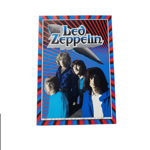 Led Zeppelin 20th Anniversary Gary Grimshaw Rare Poster