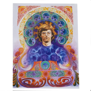 Phil Lesh Poster by Mikie Picaro